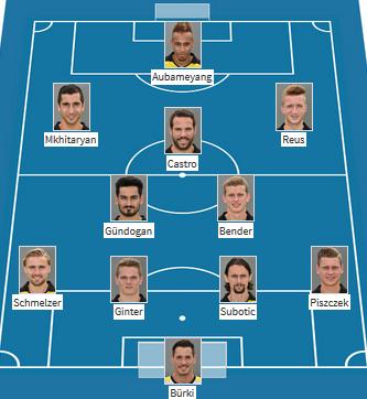 VfL Wolfsburg - Borussia Dortmund_129