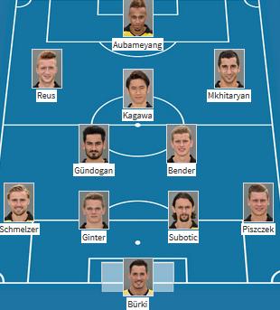 VfL Wolfsburg - Borussia Dortmund_136