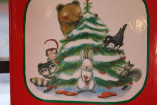 みんなでつくったクリスマスツリー