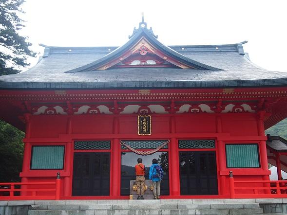 赤城神社①