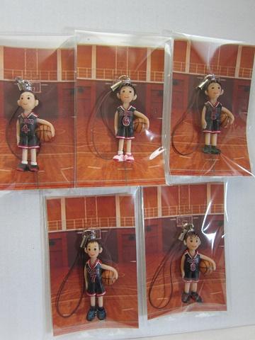 バスケ少年ストラップ3