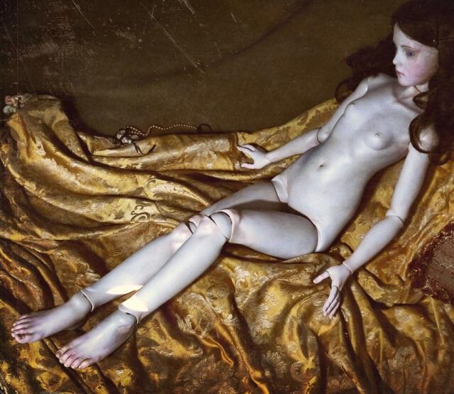 僧院の少女脱衣4