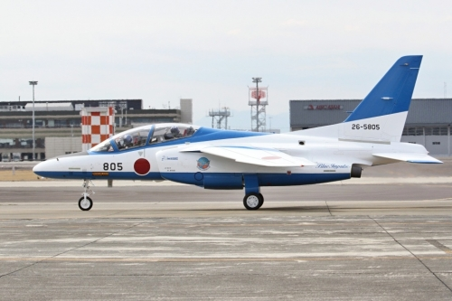 IMG_4249 (2) ブルーインパルス 予備機