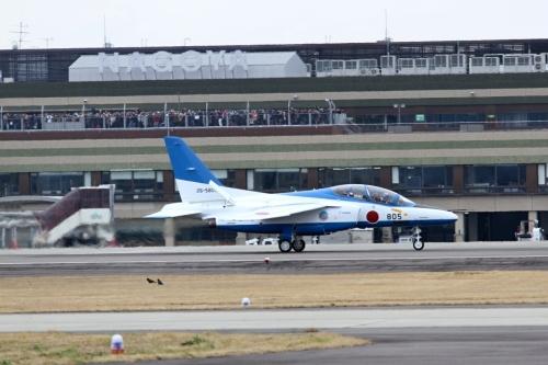 IMG_4420 (2)  ブルーインパルス 予備機戻り