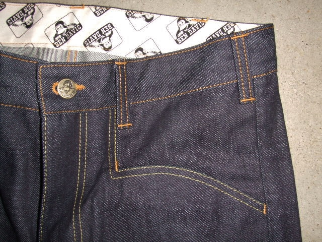 BEN DAVIS PROJECT LINE HEY RICH GIRL DENIM FT2