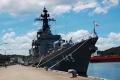 海上自衛隊護衛艦しらね①【JMSDF DDH-143(H27/3/25除籍)】(20100718)