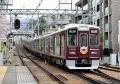 阪急1000系【1008F(神戸線リラックマ号・梅田方)】(20160403)