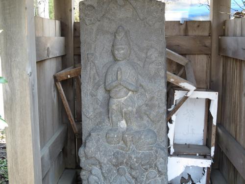 百庚申ー63