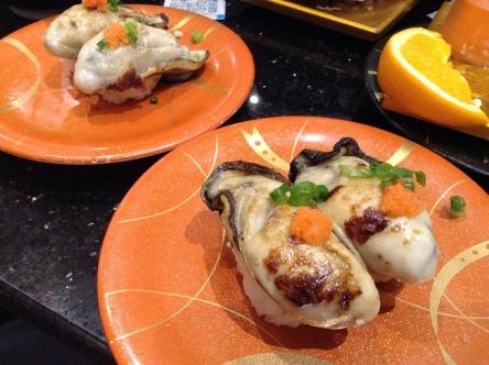 広島のぷっくり牡蠣