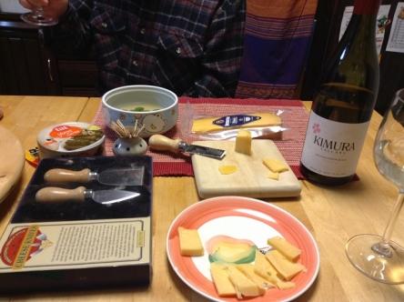 キムラさんのワイン