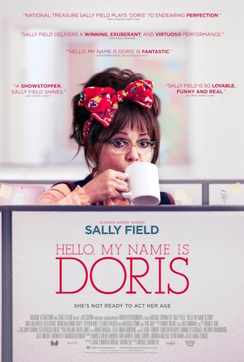 Hello My Name is Doris Poster