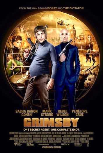 Brothers Grimsby Poster