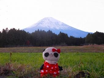 おばぶ御殿場で富士山と