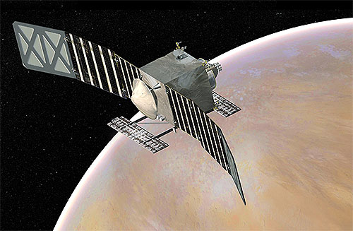 NASAの Veritas 探査機