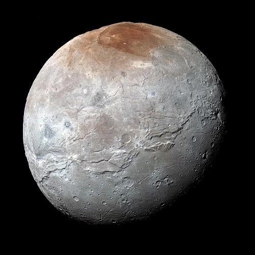 はじめまして、そして、さようなら、冥王星の衛星カロン
