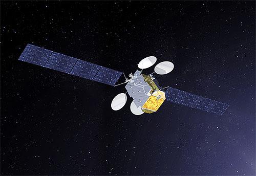 AMOS-6 南アフリカ向け超高速インターネット衛星