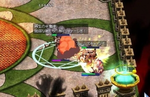 魔神殿ソロ211