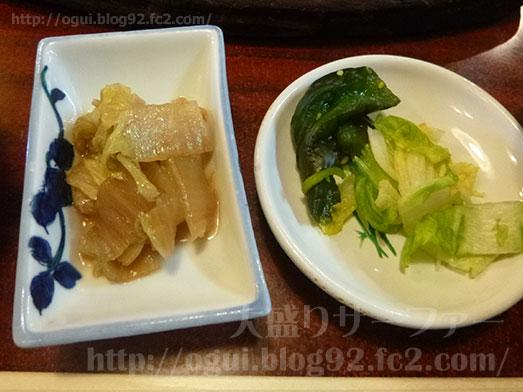喫茶タクト豚のジュージュー焼き定食063