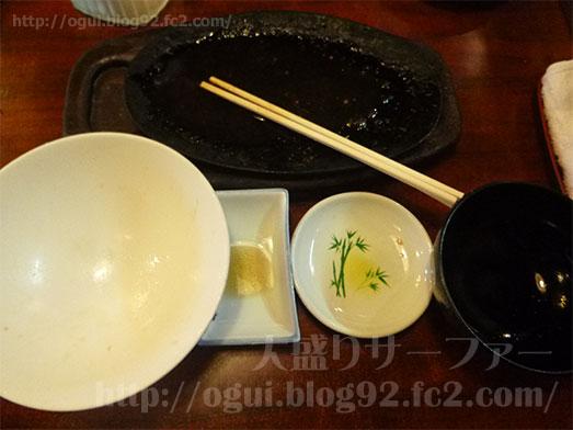 喫茶タクト豚のジュージュー焼き定食073
