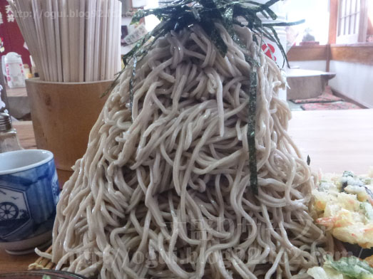 奥会津のチョモランマかき揚げセット001