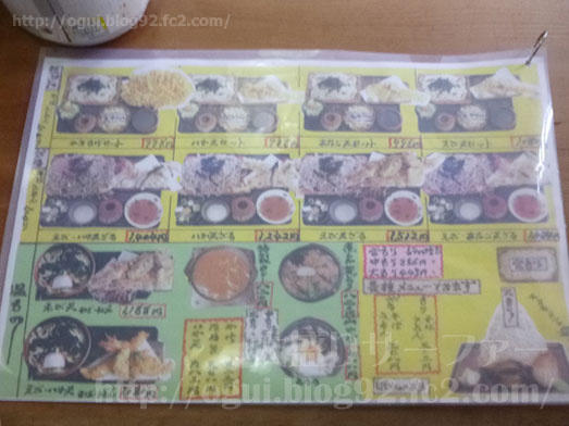 奥会津のチョモランマかき揚げセット010