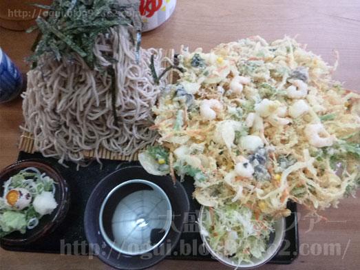 奥会津のチョモランマかき揚げセット013