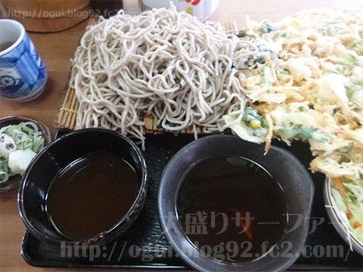 奥会津のチョモランマかき揚げセット022