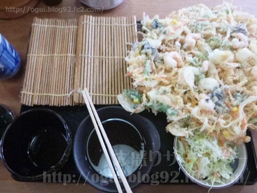 奥会津のチョモランマかき揚げセット026