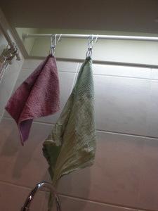 布巾かけ2