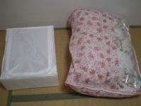 新旧羽毛布団ケース