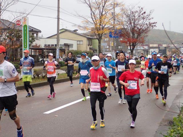 マラソン集団