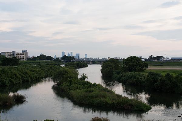 川沿い風景-11
