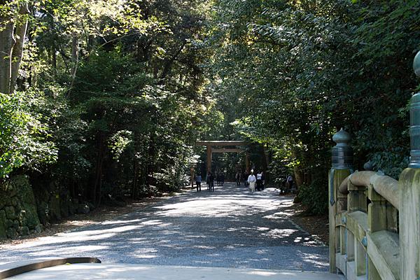 北門入り口