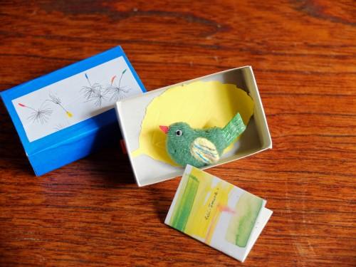 16個展小鳥ブローチ3