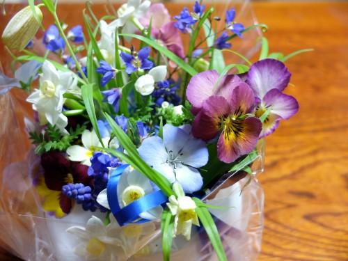 個展16お花4