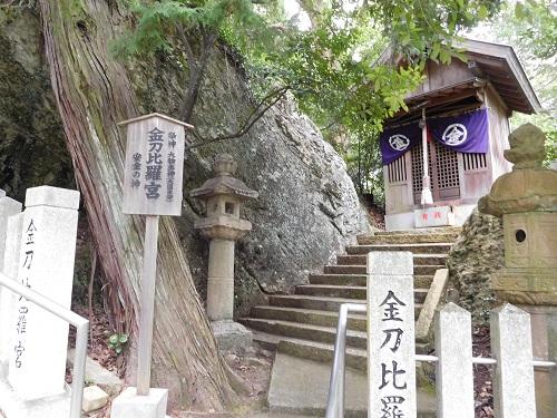 高岳神社金毘羅宮