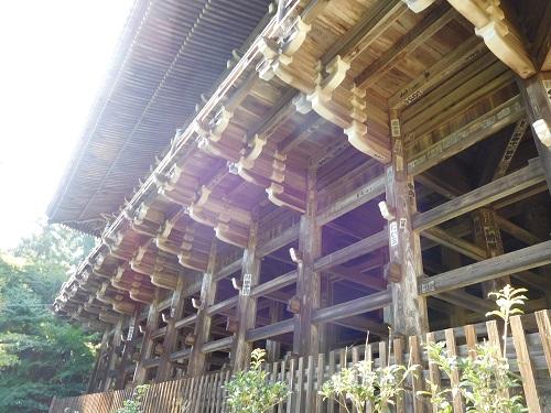 圓教寺摩尼殿2