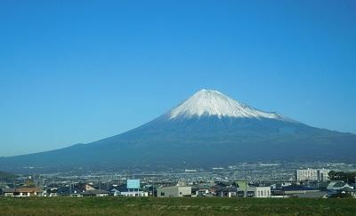 富士山2015-12-5