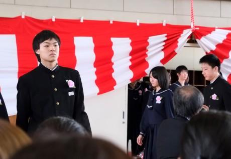20160316颯馬卒業式 (1)