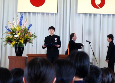 20160316颯馬卒業式 (2)