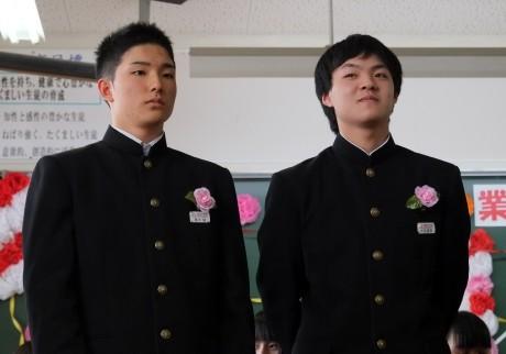 20160316颯馬卒業式 (8)