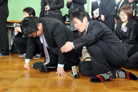 20160316颯馬卒業式 (9)