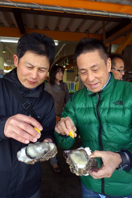 20160326岩牡蠣 (2)