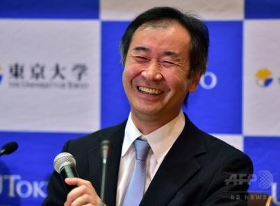 梶田隆章氏