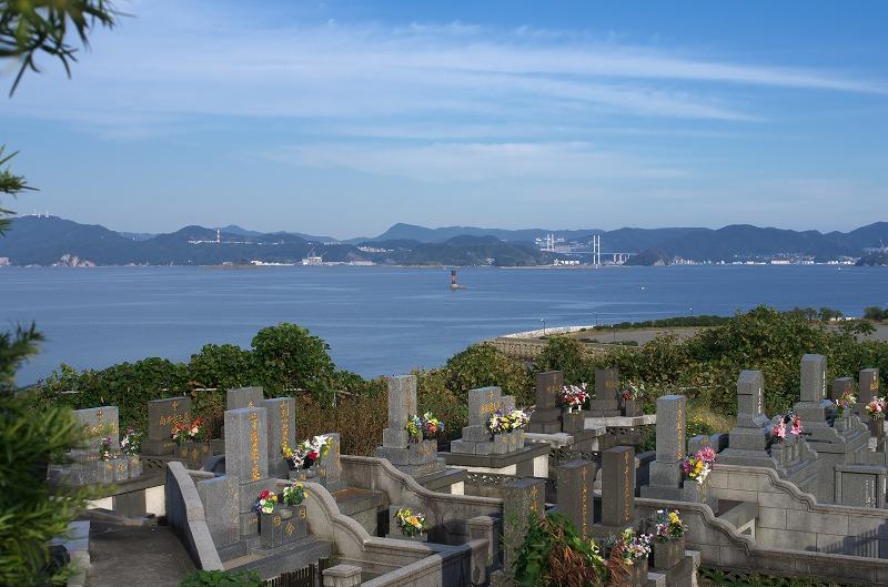 長崎 伊王島 墓地