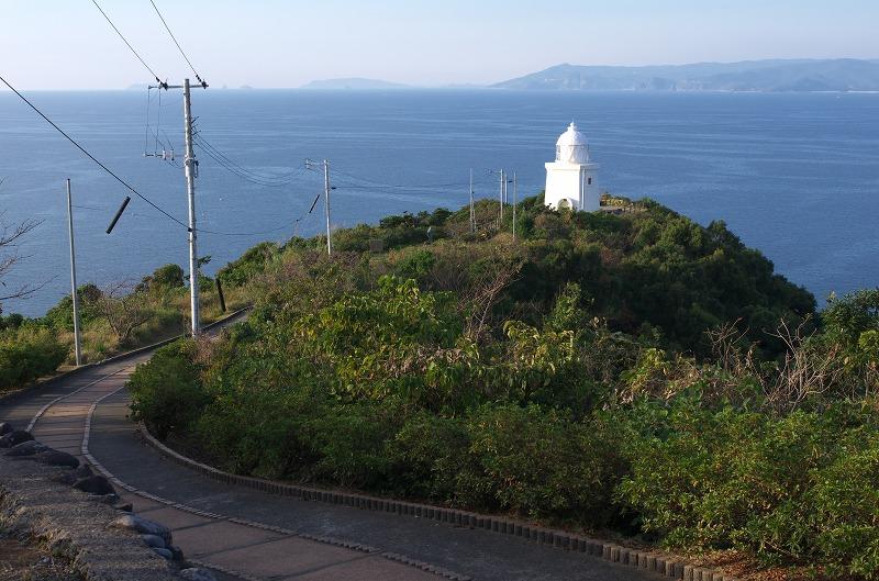 長崎 伊王島燈台公園