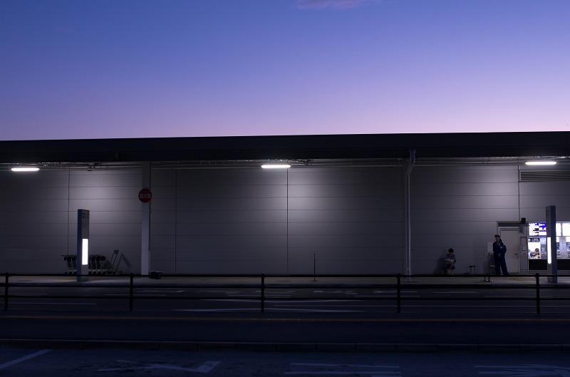 関空 第二ターミナル