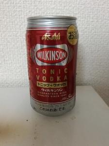 ウィルキンソン・トニック ウォッカ