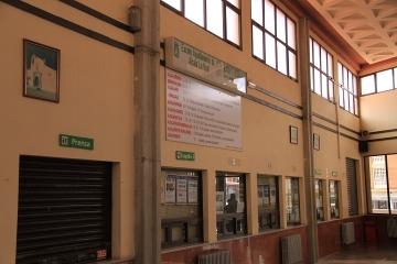 1438 Estacion de autobuses en Granada