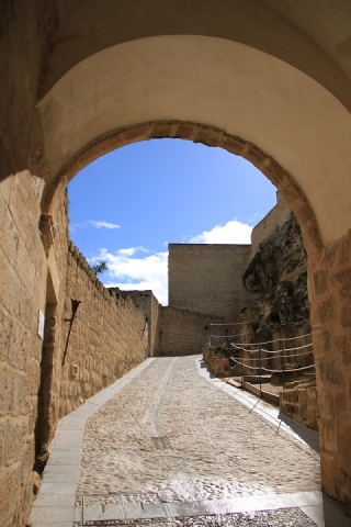 1510 Castillo en Alcala